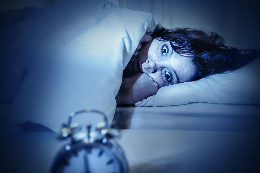 Hipnofobia – lęk przed snem