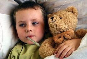 Aby maluszek poczuł się lepiej, czyli co powinnaś wiedzieć o dziecięcych chorobach