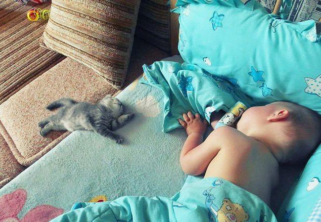 Przyjaźń od małego