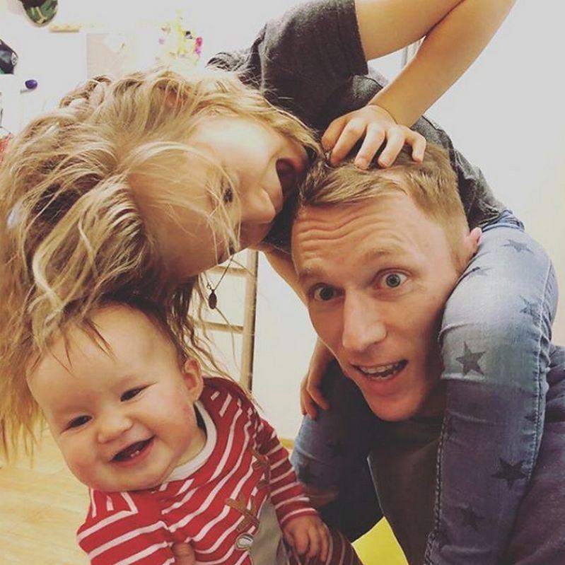 Stefan Hula ma dwie córki