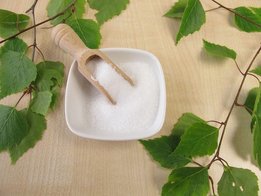 Właściwości cukru brzozowego