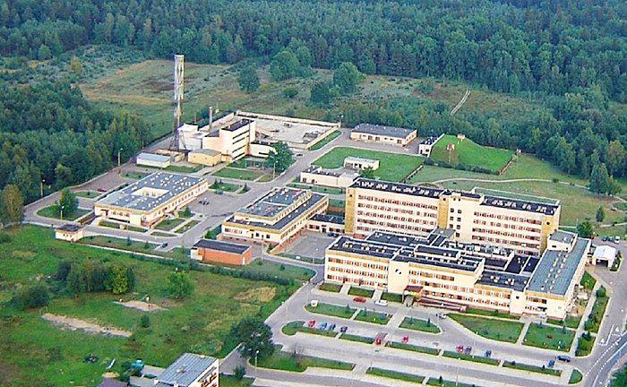 Szpital im. W. Mantluka w Hajnówce - 856.14 pkt.