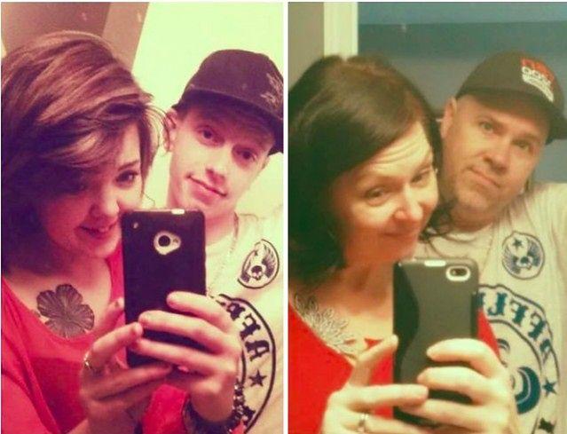 Rodzice trollujący córkę z chłopakiem