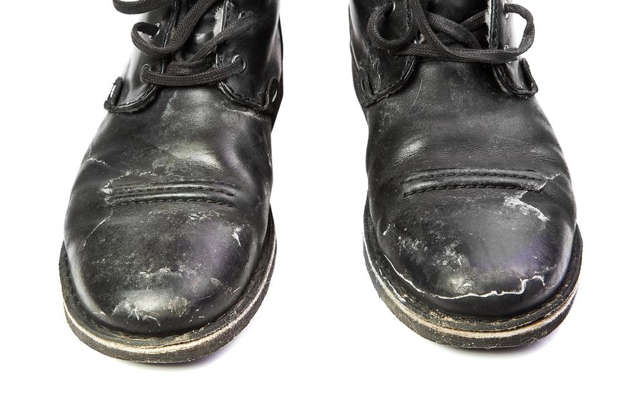 Naturalne metedy czyszczenia butów są najlepsze