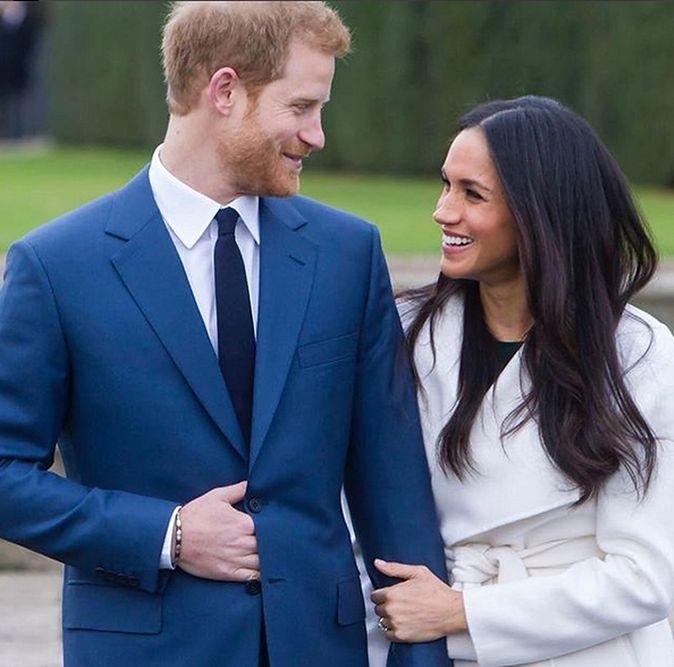 Książę Harry i Meghan Marke poinformowali o zaręczynach