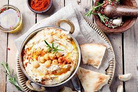 Wypróbuj przepis na hummus i inne specjały kuchni libańskiej