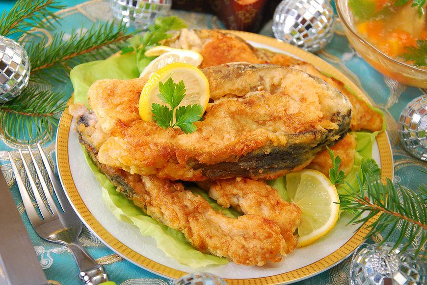 Świąteczna ryba