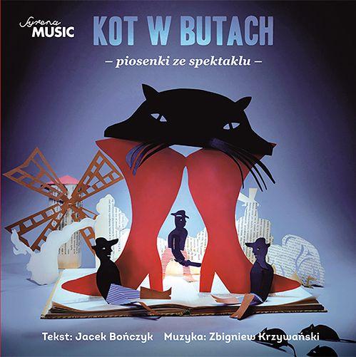 "Piosenki ze spektaklu ""Kot w butach"""