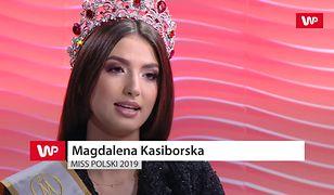 Miss Polski 2019. Magda Kasiborska o tym, czy konkursy są bezpieczne
