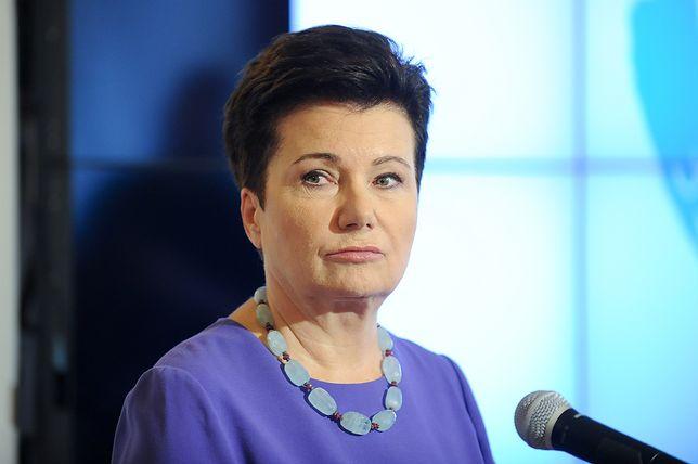 Gronkiewicz-Waltz ma nadzieję, że opozycja nie wykorzysta śmierci Adamowicza dla celów politycznych