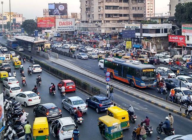 Alkoholu przy drodze nie kupisz. Ostre prawo w Indiach