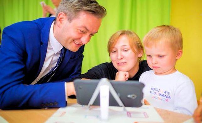 W słupskim przedszkolu uczą podstaw programowania