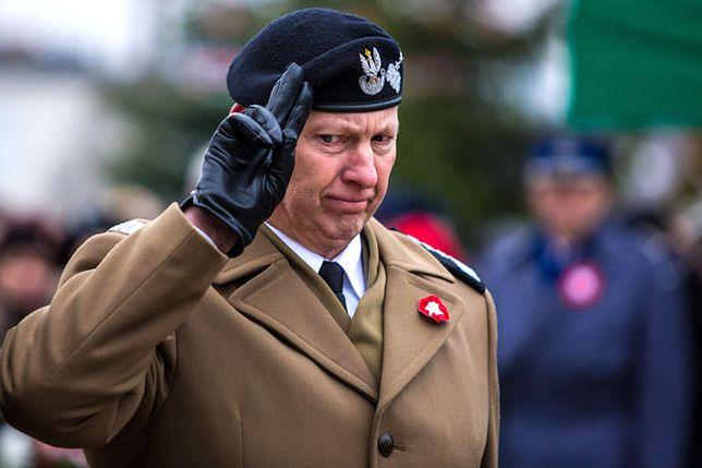 Gen. Mirosław Różański: w 2016 r. więcej ćwiczeń; powrót tych, którzy odeszli z wojska