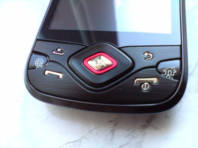 Boski D-Pad w Samsungu i5700 Spica z 2010 roku zapewniał bardzo wygodną obsługę urządzenia.