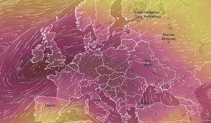 Pogoda. Rekordowo silny wyż nad Polską