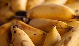 Sposoby na przejrzałe banany