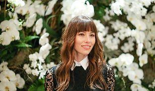 LOOK OF THE DAY: Jessica Biel w koronkach Ralph Lauren