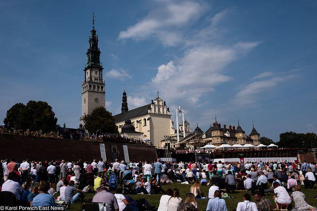 15 sierpnia. Częstochowa. Plan uroczystości na Jasnej Górze