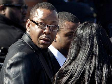 Były mąż Whitney Houston skarżył się na ochroniarzy