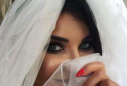 Dominika Zasiewska wybiera suknię ślubną. Pasuje do niej?