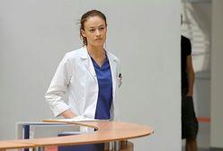 """""""Lekarze"""": Różczka chciała ukryć ciążę w tajemnicy. Nie udało się!"""
