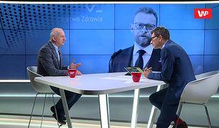 Tłit. Sławomir Neumann obwinia rząd za kryzys lekowy
