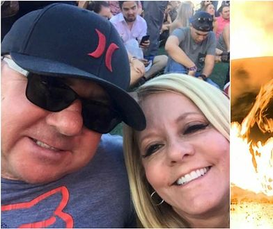 Dennis i Lorraine zginęli w wypadku samochodowym, dwa tygodnie po tym jak przeżyli maskarę w Las Vegas.