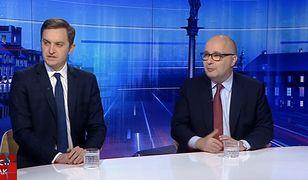 Zaskakujący wyrok ws. Nabielaka 9. Kłótnia polityków w studiu TVP