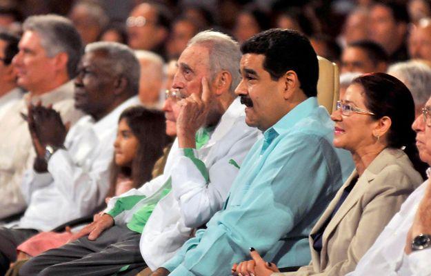 Kuba: Fidel Castro pojawił się publicznie