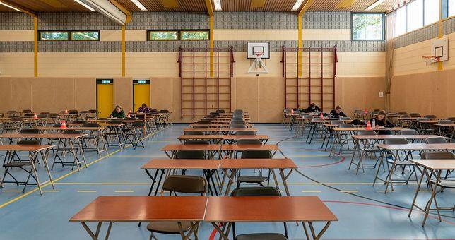 Matury w szkołach rozpoczną się egzaminem 8 czerwca