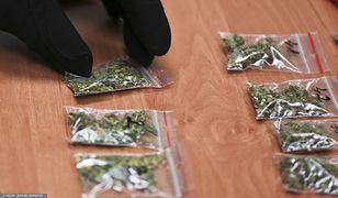 Paczki z narkotykami