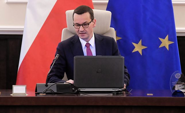 Premier: Kaczyński jest gwarantem uczciwości, wiarygodności i rzetelności