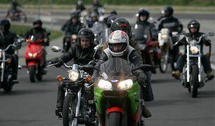 Policyjny apel do motocyklistów