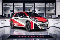 Tak powstawała Toyota Yaris WRC