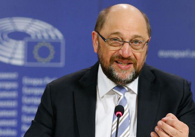 Martin Schulz: mam prawo krytykować działania polityczne podejmowane w Polsce