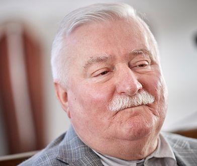 Był prezydent Lech Wałęsa