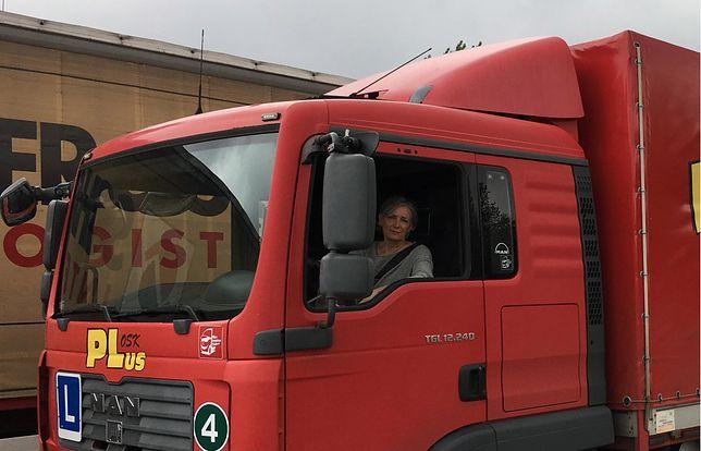 Mama Mateusza Damięckiego uwielbia samochody ciężarowe