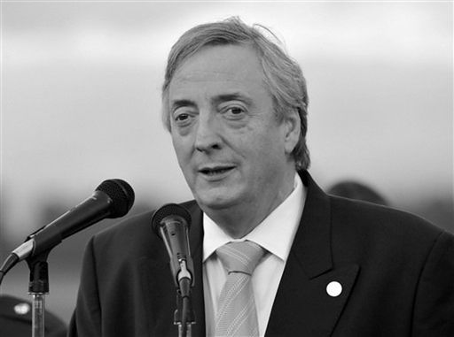 Zmarł były prezydent Argentyny Nestor Kirchner