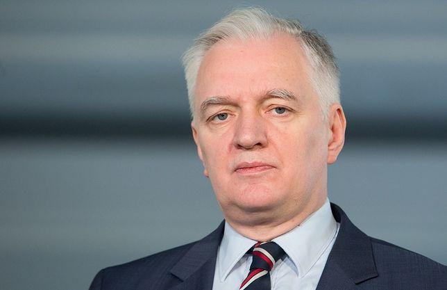 Jarosław Gowin o obietnicach PiS: tego się nie da przelicytować