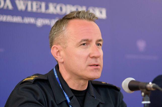 Bryg. Andrzej Bartkowiak został nowym komendantem głównym PSP