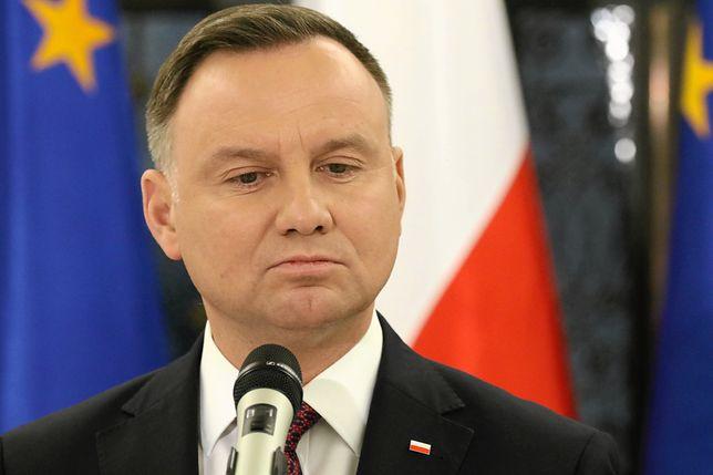 Andrzej Duda w wyborach prezydenckich 2020 zmierzy się m.in. z Małgorzatą Kidawą-Błońską