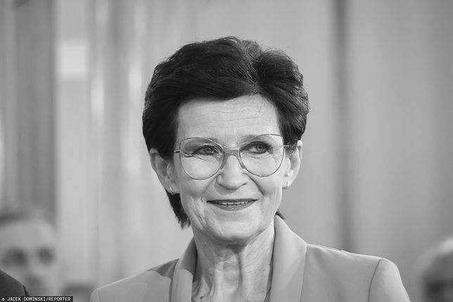 Nie żyje Anna Wasilewska, posłanka PO