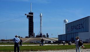SpaceX i NASA. Rakieta Falcon 9 startuje 30 maja