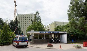 Koronawirus. Dramat w szpitalu MSWiA w Poznaniu