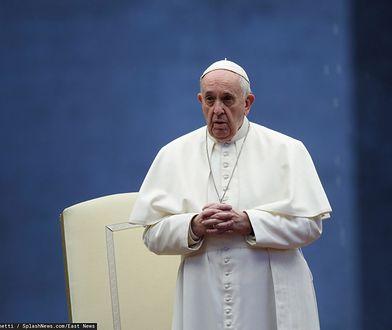 Papież przyjął rezygnację biskupa Edwarda Janiaka