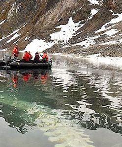 Niecodzienne odkrycie u wybrzeży Norwegii. Na dnie zatoki spoczywa ogromna kość