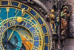Zegar astrologiczny. Skrywał tajemnicę