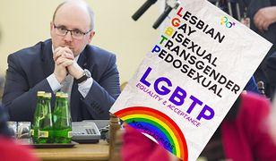 """Jerzy Kwaśniewski stwierdził, że Koalicja Obywatelska w przyszłości """"zalegalizuje pedofilię"""""""