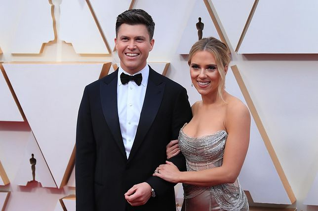 Scarlett Johansson wyszła za mąż