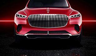 Mercedes-Maybach pokazuje, że są mistrzami konceptów. Nowy model zachwyca wyglądem